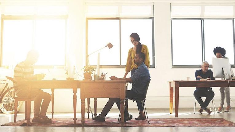 A transformação dos espaços de trabalho na era digital