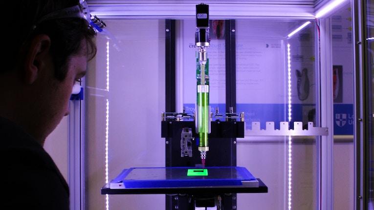 Criado dispositivo IoT em impressora 3D