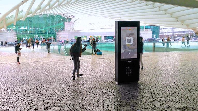 TOMI continua expansão em Lisboa