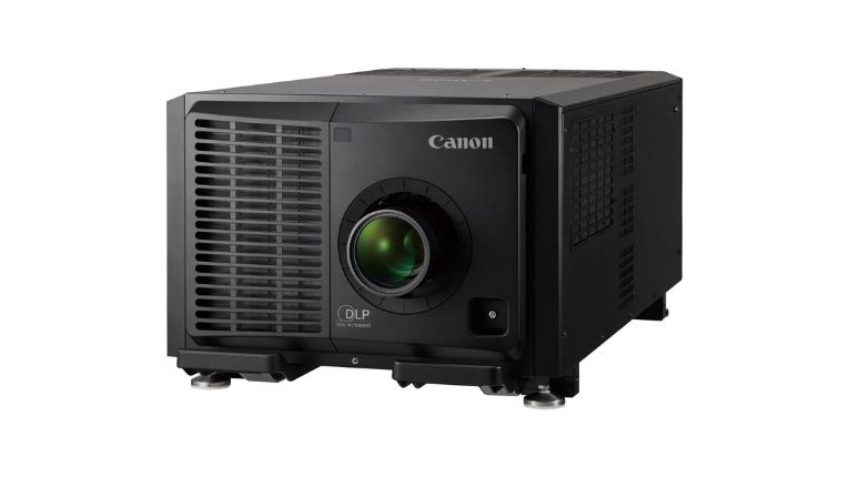 Canon estreia-se no mercado de projeção para grandes espaços