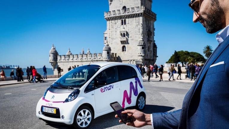 Serviço de carsharing 100% elétrico inaugurado em Lisboa
