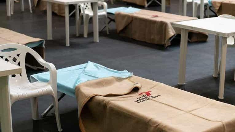 Altice apoia centros de acolhimento de sem-abrigo