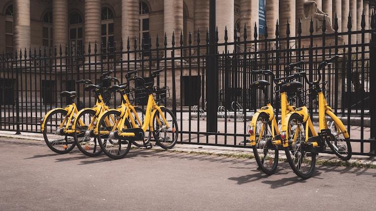 Planos para futuro dos serviços de partilhas de bicicletas deve envolver os cidadãos