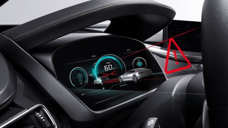 Bosch desenvolve ecrãs 3D para veículos
