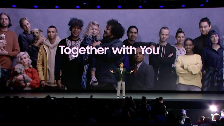 """A """"Era da Experiência"""": Samsung apresenta estratégia de inovação"""