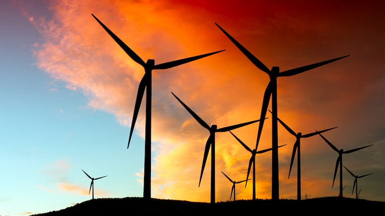 Produção eólica volta a atingir recorde em Portugal