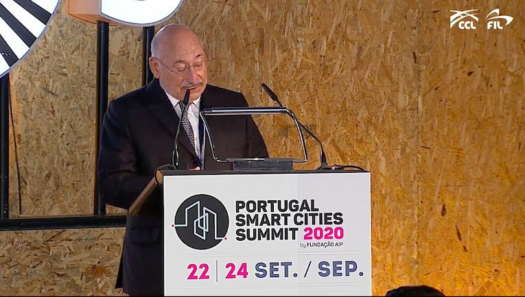 Já começou o Portugal Smart Cities Summit 2020