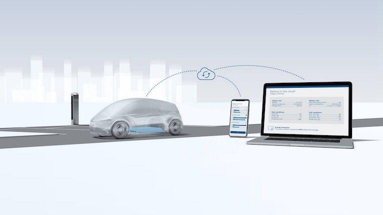 Bosch prolonga o tempo de vida das baterias dos carros elétricos