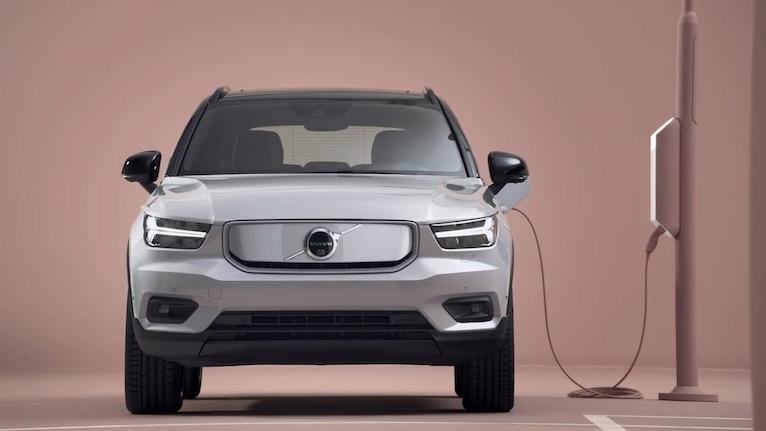 Volvo já iniciou produção de primeiro modelo 100% elétrico