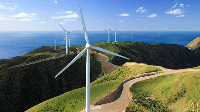 Portugal no Top 3 das renováveis na UE