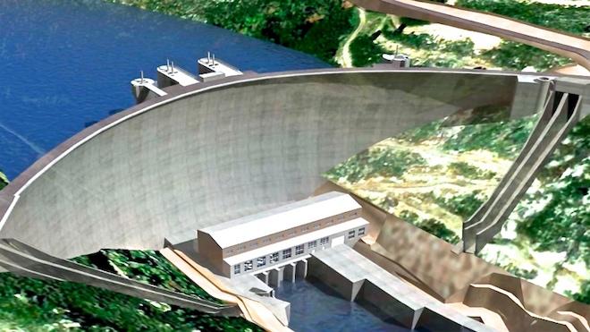 Iberdrola constrói a maior barragem Portuguesa