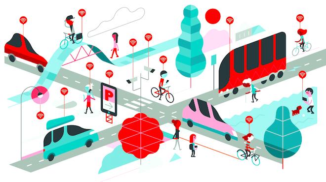 Lisboa recebe projeto piloto de mobilidade urbana