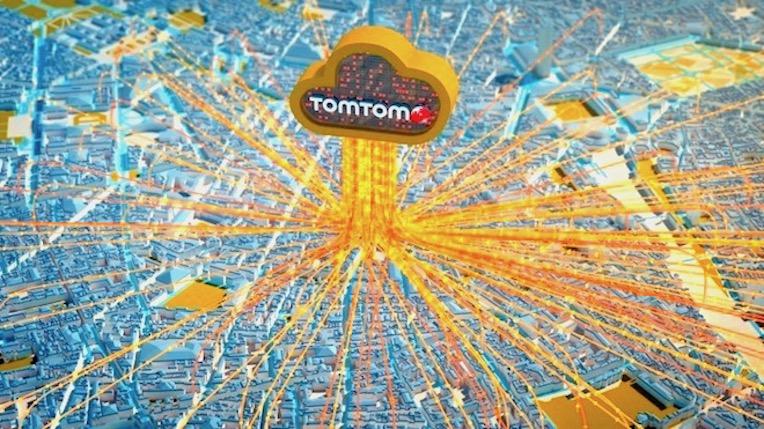 TomTom apresenta novidades na CES 2018