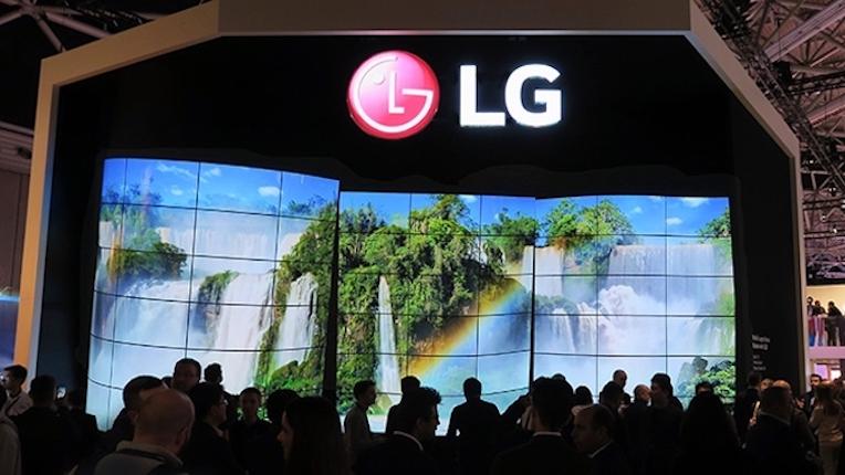 ISE 2018: LG apresenta OLED transparentes, flexíveis e ultra-finos