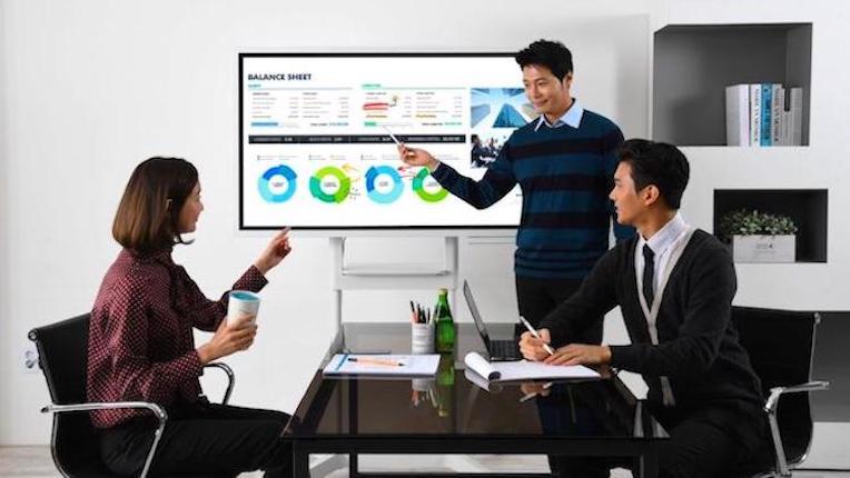 CES 2018: Samsung apresenta novo equipamento para reuniões