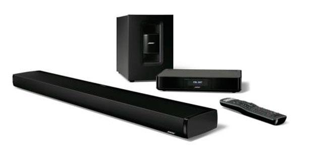 Novo sistema de som da Bose para cinema em casa chega a Portugal