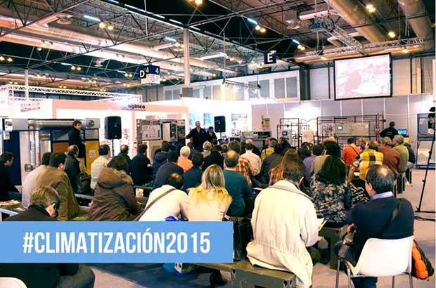 Salão madrileno sobre climatização ultrapassa 44 mil visitantes