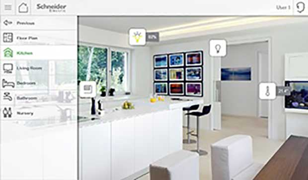 Schneider Electric dá a conhecer novo sistema para gestão de espaços interiores