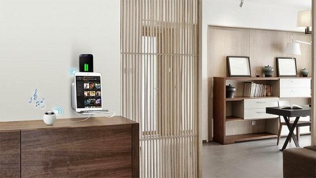 Sistema flexível carrega até cinco dispositivos eletrónicos