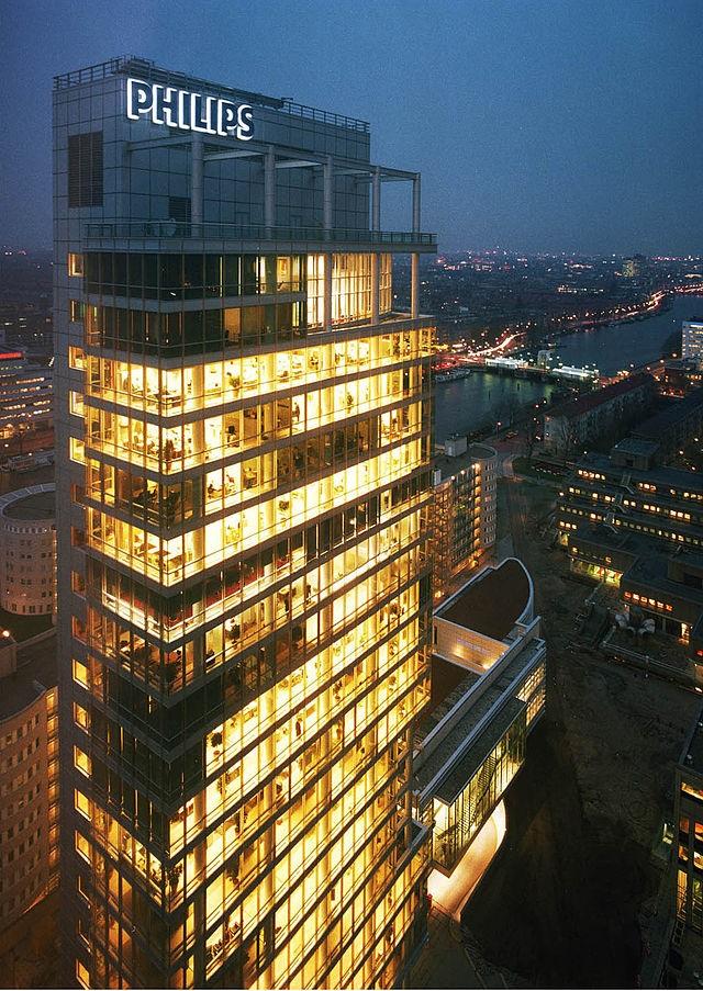 Philips apresenta planos para separação do setor de iluminação