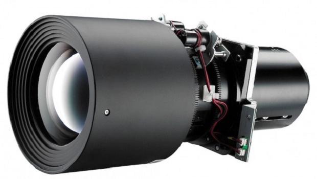 Desenvolvidas novas lentes para projeções de simulação em grandes espaços