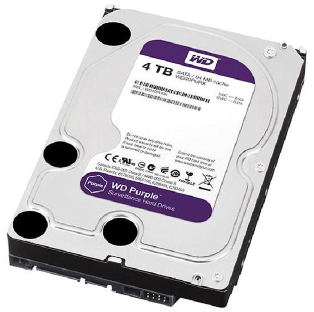 Novos discos de 3,5'' da Western Digital otimizados para sistemas de vigilância NVR
