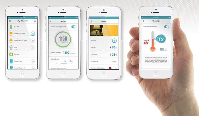 Mydlink Home - domótica para todos com controlo mobile