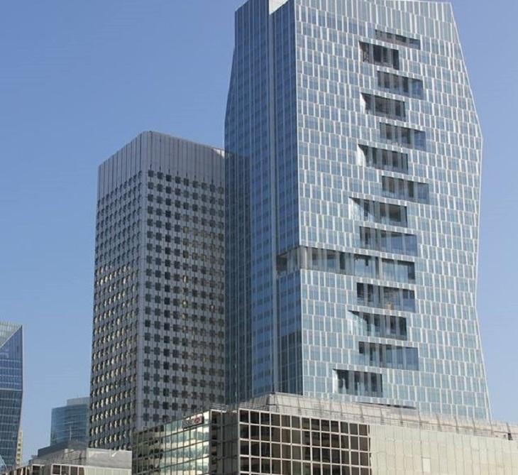 Arranha-céus parisiense é cinco vezes mais eficiente que edifícios convencionais