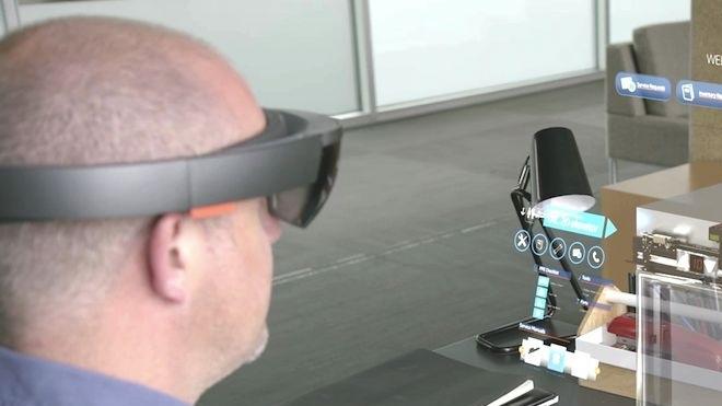 Realidade Aumentada: HoloLens ao serviço da manutenção de elevadores