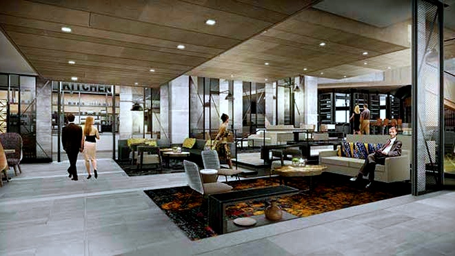LG em parceria com Marriott Hotels
