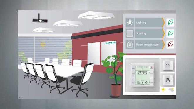 Siemens apresenta solução de automação integrada de espaços para edifícios empresariais