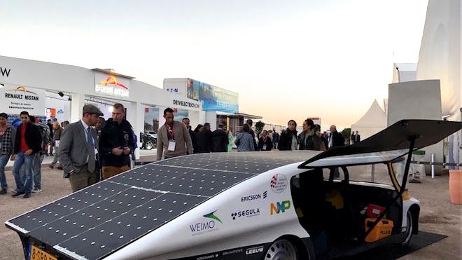 Ericsson na cimeira do clima