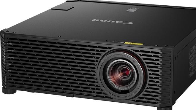 Canon lança novo projetor 4K