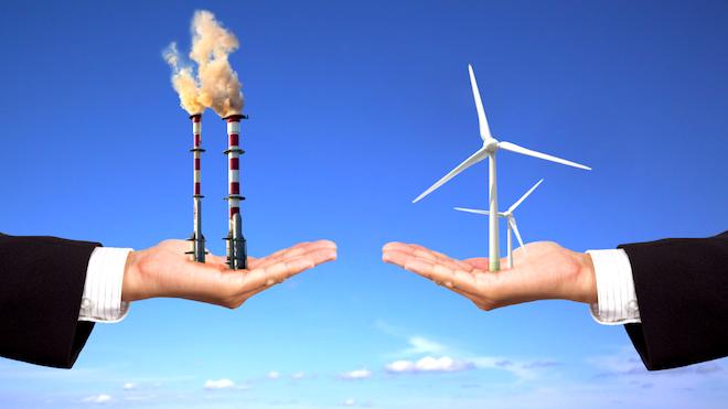Europa: transição energética 2017-2026