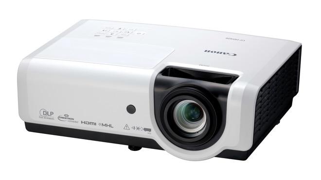 Canon lança dois novos projetores