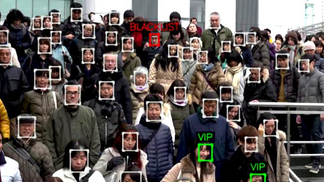Tecnologia de reconhecimento facial NEC premiada pela 4ª vez consecutiva