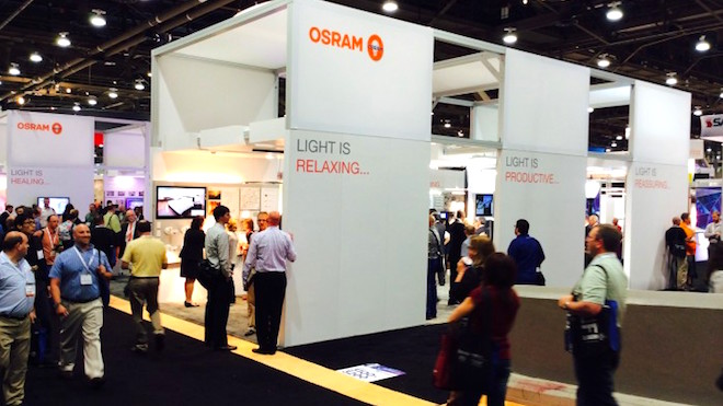 Lightfair International 2017: Osram