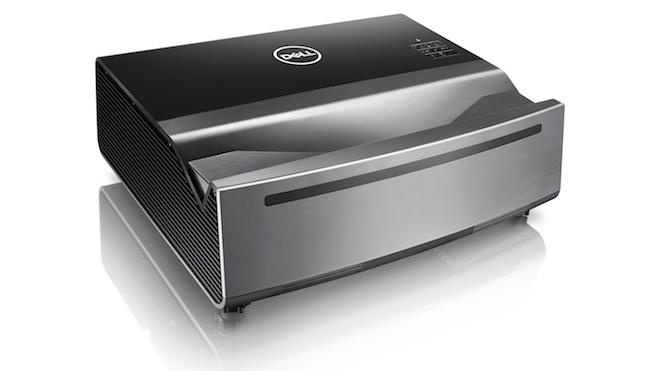 Dell revela projetor 4K de ultra curta distância